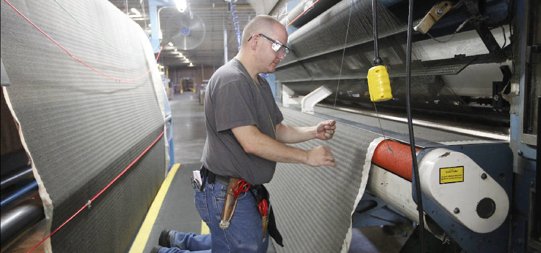 Industries are Growing in Dalton, GA   Greater Chattanooga Economic Partnership
